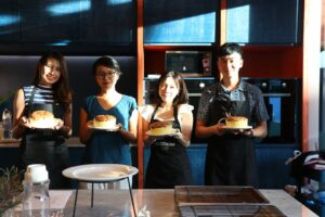 เรียนทำเค้ก เบเกอรี่ หัวหิน